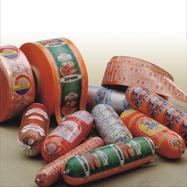 Plastic Sausage Casing C500 Series