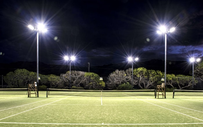America LED Parking Lots Light