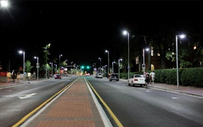 South America LED Street Light