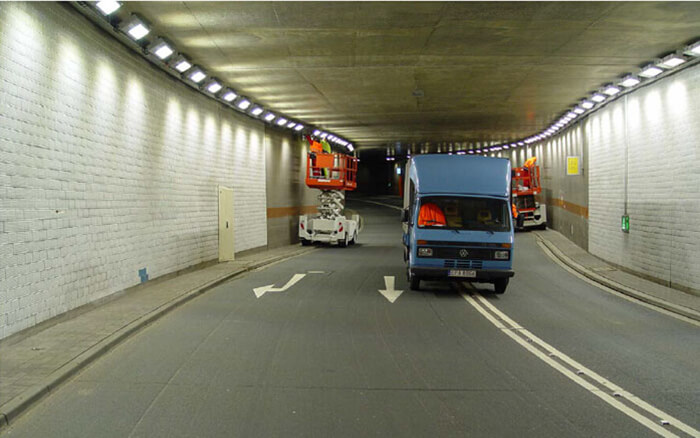 Mexico LED Tunnel Light