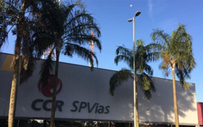 Brazil CCR Group LED Street Light
