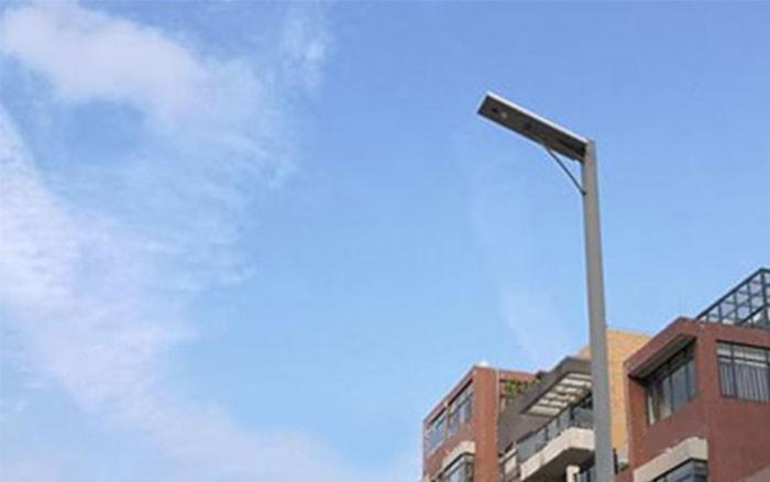 Singapore Intergrated Solar LED Street Light
