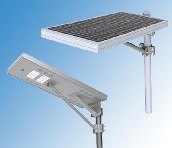 SSH04 Solar LED Street Light