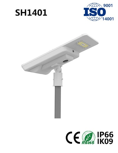 SH1401 Solar LED Street Light