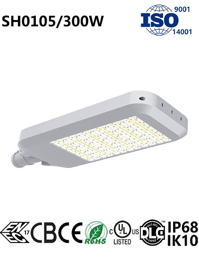 SH0105 300W LED Street Light