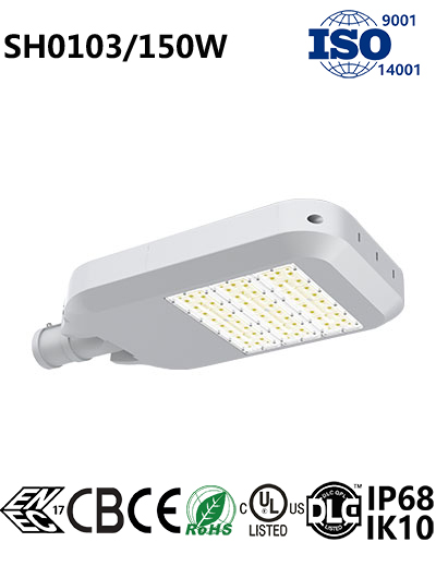 SH0103 150W LED Street Light
