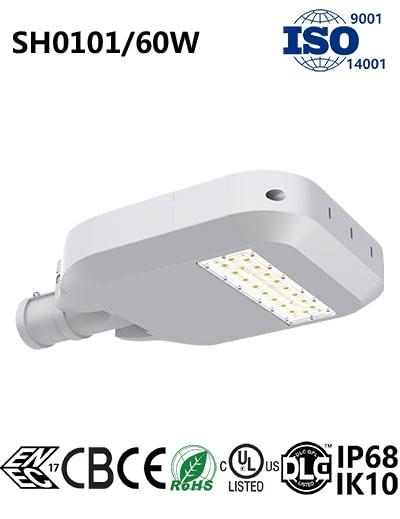 SH0101 60W LED Street Light
