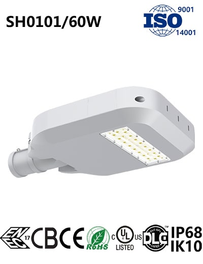 SH0101 60W LED Street Light