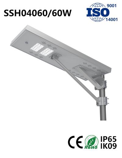 SSH04060 60W Solar LED Street Light
