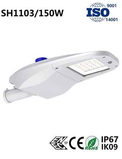 SH1103 150W  LED Street Light