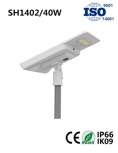SH1402 40W Solar LED Street Light