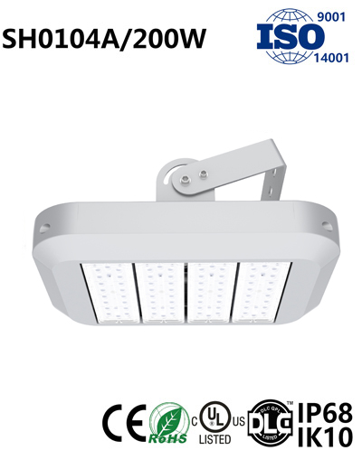 SH0104A - 200W LED Foold Light