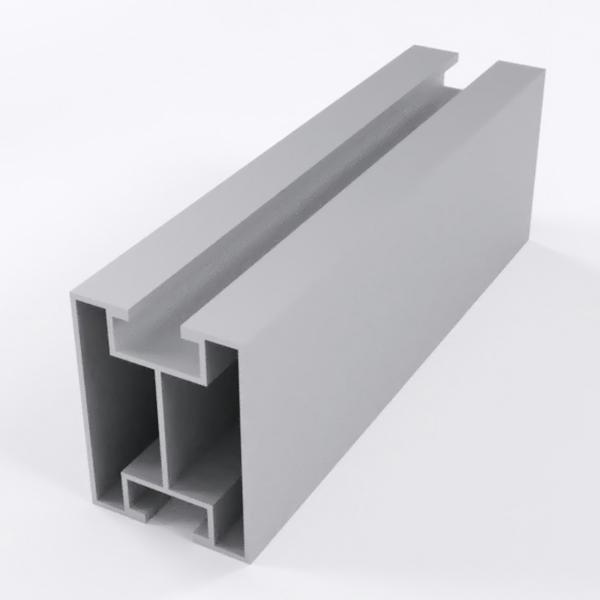 Anuminium-Rail
