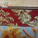 Upholstery fabric chenille jacquard heavy sofa curtain fabric