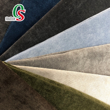 Wholesale High Quality Polyester Upholstery Corduroy fabric for Sofa,Pillow