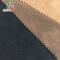 100% viscose double sides flocking fabric for shoes