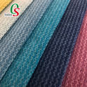 100%Polyester two-color super soft fabric for sofa curtain blanket