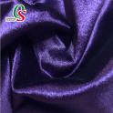 100% polyester soft velvet fabrics for sofa/cushion cover