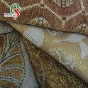 Chenille upholstery jacquard curtain sofa fabric for furniture