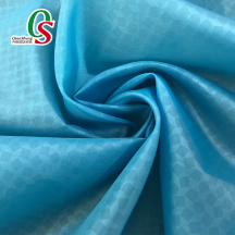 190t polyester taffeta Shrink-Resistant embossed lining fabric 100% Polyester Material fabric