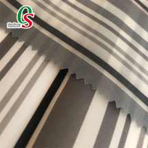 Polyester taffeta 170T 180T 190T transfer printed fabric of lining