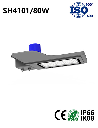 SH4101 80W LED Street Light
