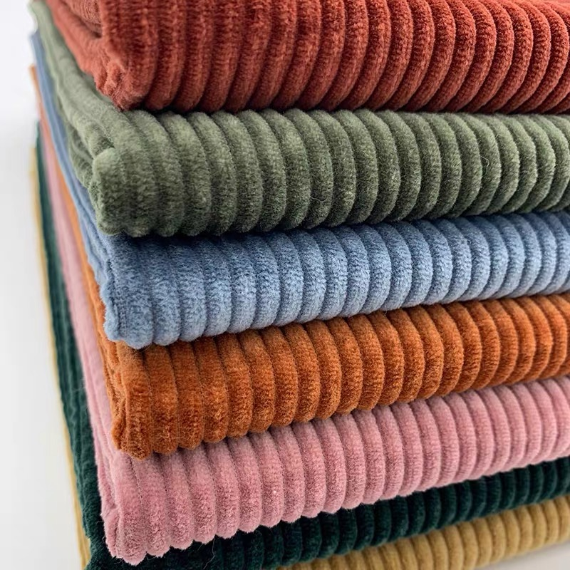 What is corduroy fabric?