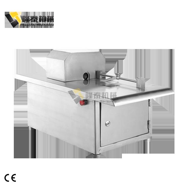 Semi-Auto Sausage Tying Machine / Atadora de salchichas semiautomática WZC100D