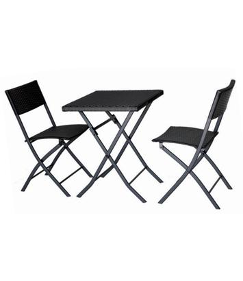 Bistro 1702 Square Folding Table