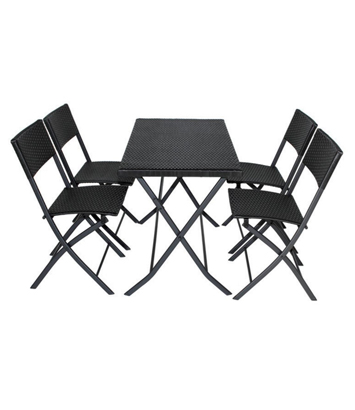 Bistro 1703 Rectangle Folding Table